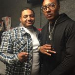 ust wrapped a radio interview with @rawtvradio put them on this #RichLord shit #Cartel