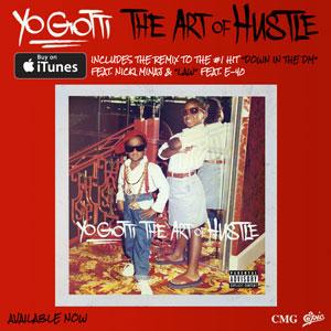 yo gotti memphis, the art of hustle album