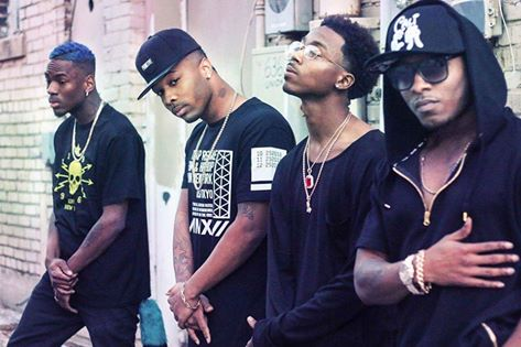 Offici8l Group, R&B singers in Memphis, Universal Music Group