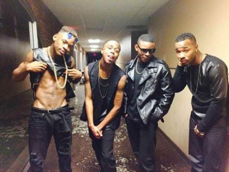 Memphis Supa Group, Offici8l, R&b singers