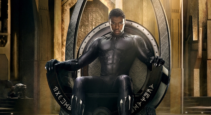 [New Movie Alert] 'Black Panther' is set to appear in theaters 02.16.18