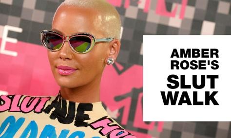Amber Rose Slut Walk 2017