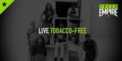 Fresh Empire Live Tobacco Free