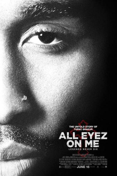 All Eyez On Me Biopic Tupac Shakur