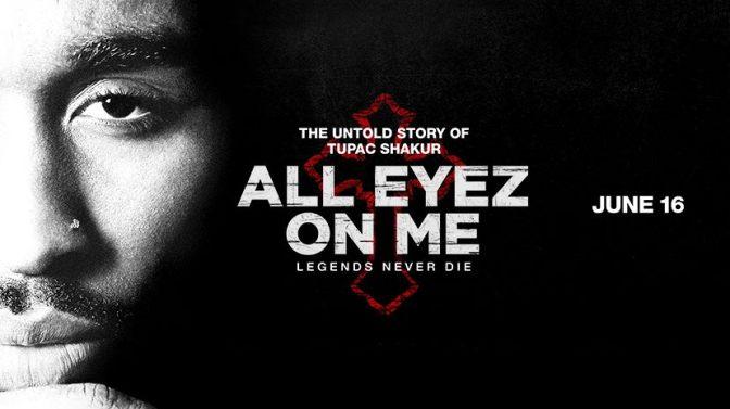 All Eyez On Me Movie Tupac Shakur