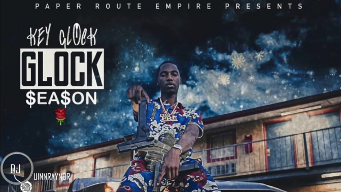 "Key Glock ""Glock Season"" [Mixtape]"