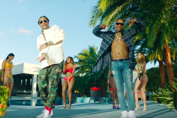 "Future ""Extra Luv"" ft. YG [VIDEO]"