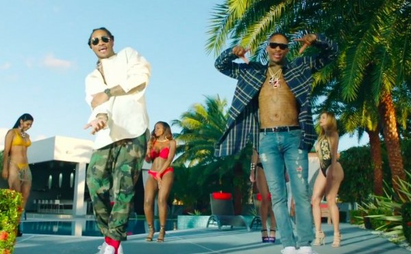 """Future """"Extra Luv"""" ft. YG [VIDEO]"""