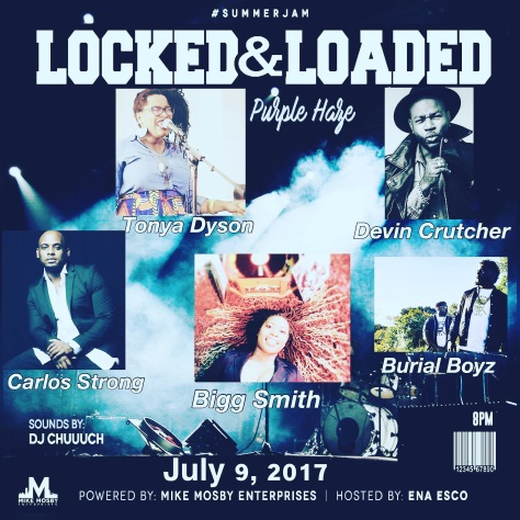 Locked and Loaded Summer Jam