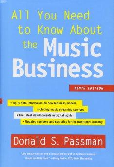 Music Business Book