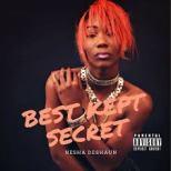 black female singer on album cover best kept secret