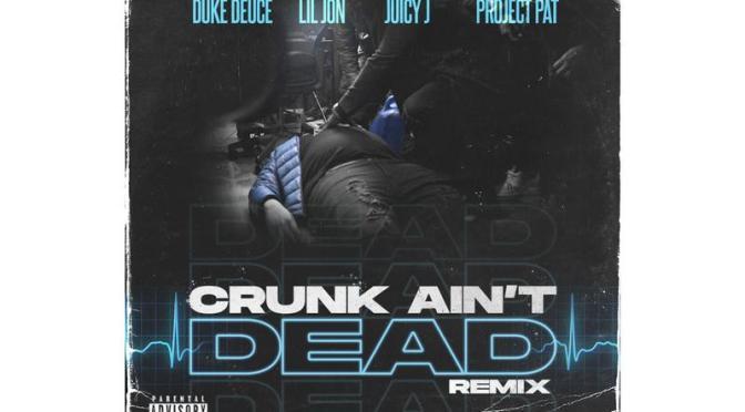 """Duke Deuce drops visuals to """"Crunk Ain't Dead (Remix) ft. Lil Jon, Juicy J, & Project Pat"""